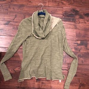 Free people cowl neck
